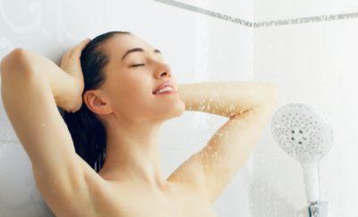 Combien de douches faut-il prendre par semaine?